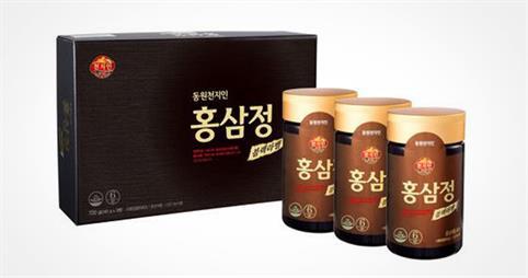 홍삼정 블랙라벨 3병