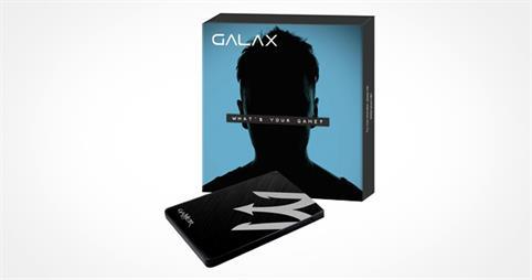 갤럭시 GALAX SSD 120GB