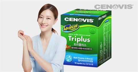 세노비스 트리플러스 3.0/90캡슐