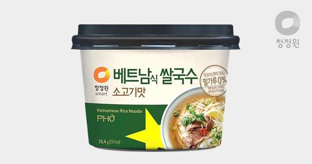베트남쌀국수 소고기맛 75.4g