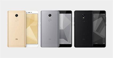 샤오미 홍미노트 4X 스마트폰