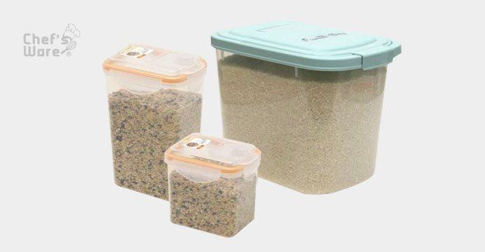 [무료배송] 쌀통10kg+잡곡통2개 3종세트