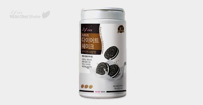 뉴트리 다이어트 쉐이크 쿠키맛 750g