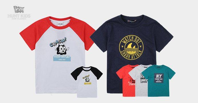 헌트/인디고키즈 티셔츠 2,900원 끝장세일!
