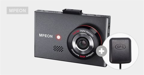 엠피온 소니센서 풀HD 블랙박스 32GB+GPS