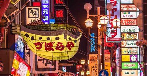 오사카 주유패스 2일권