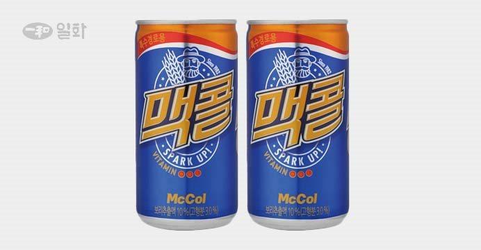 맥콜 160mlx30캔 1박스 탄산음료