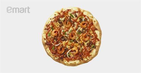 [이마트피자] 와규&쉬림프 피자