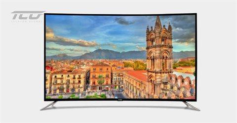 클라인즈 55인치 커브드 UHD LED TV