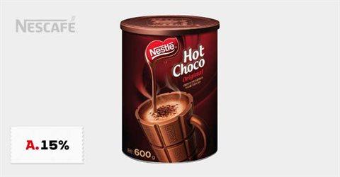 [15%쿠폰] 네슬레 핫초코 캔 600g