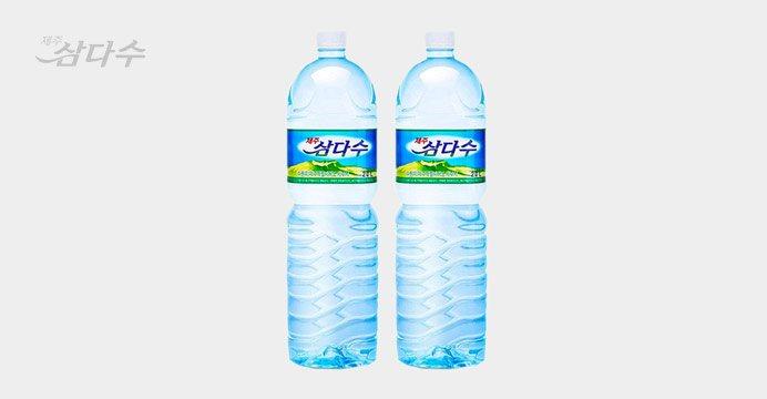 [생수전담배송] 제주삼다수 2L 12병