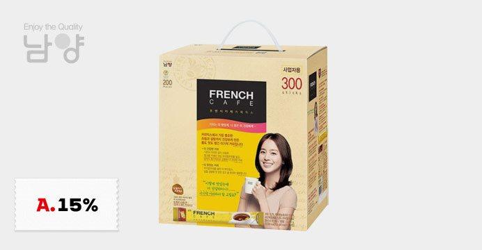 [15%쿠폰] 프렌치카페 카페믹스 300T