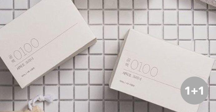 공백 세탁조 크리너 1+1 / 무료배송