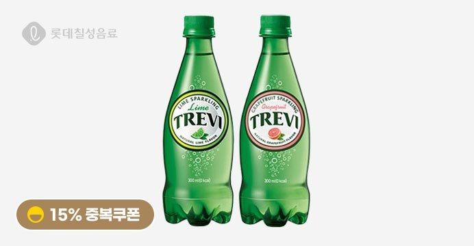 트레비 라임+자몽 300ml 총 40펫 / 무배