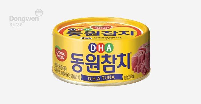 동원 DHA참치 100g x 20캔