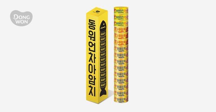 [동원]라이트85g9+고추 85g3+참치콘 85g3