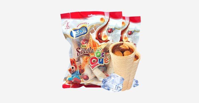 아이스크림모양 초코크림스낵 2봉(36개입)