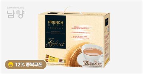 프렌치카페 커피믹스 240T 선물세트