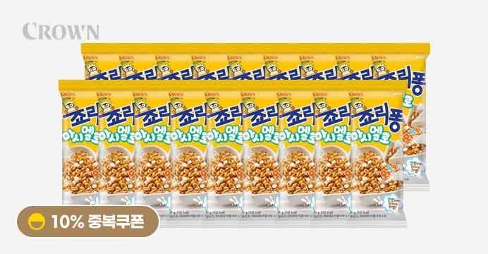 죠리퐁 마시멜로35g 18봉(박스)