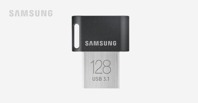 삼성전자 USB 3.1 FIT PLUS 128GB