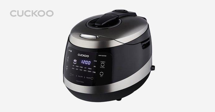 쿠쿠 10인용 IH밥솥 CRP-HWF1060FDM