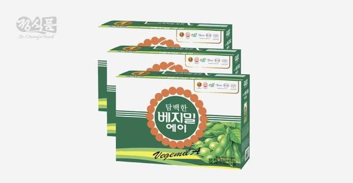 정식품 담백한 베지밀A 190ml 72팩