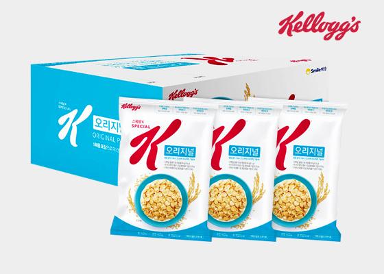[단독 판매] 12주 다이어트! 스페셜K 12봉지(1박스)