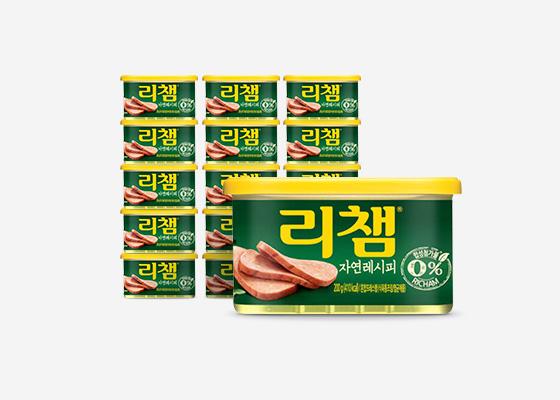 [동원] 리챔 자연레시피 200g * 15캔