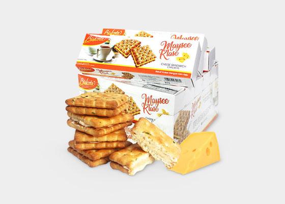 치즈 크림샌드 비스킷 2박스(24곽)