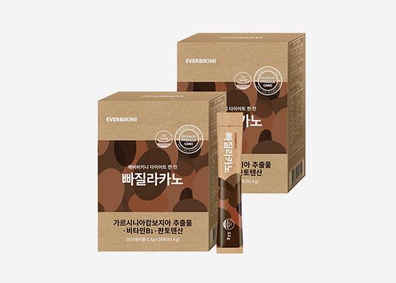 커피맛 빠질라카노 다이어트 1+1박스(총56포)