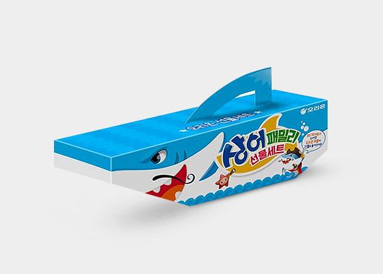 오리온 상어패밀리선물세트