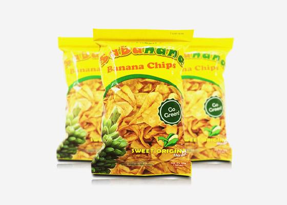 사바나나칩 바삭바삭 간식/과자 3봉
