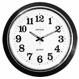 국산 그랜드 대형 깡통 벽시계 직경50cm 60cm/원형벽시계 양면시계 음식점 개업 선물