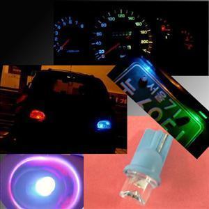 블루 24V LED 칼라 미등. 10T 뻔데기 전구  두개 한세트