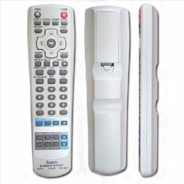 아남 TV 전용 리모컨 KRT-1  KTR-2 3