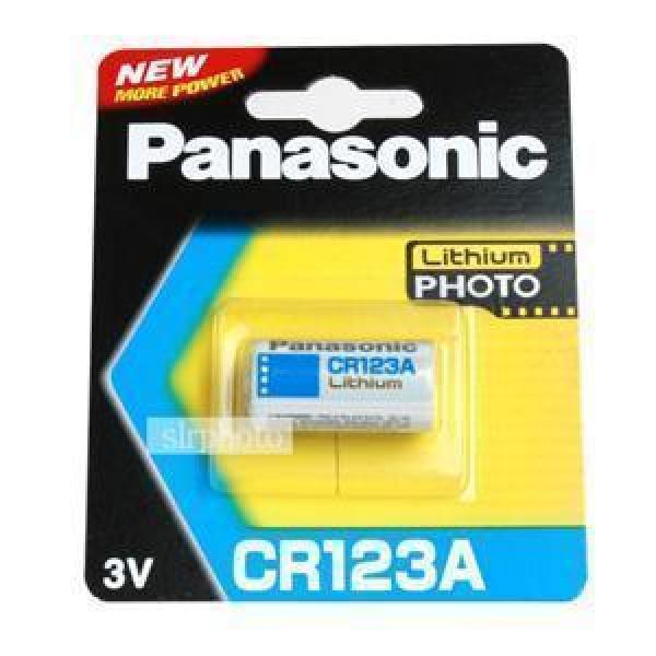 파나소닉 리듐베터리 CR123A (3V) 1알/배터리