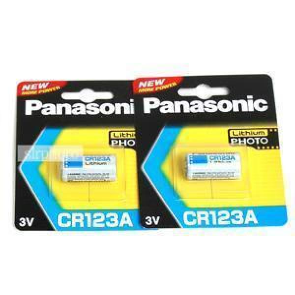 파나소닉 리듐베터리 CR123A (3V) 2알/배터리