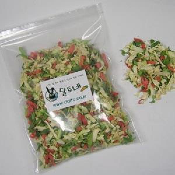 웰빙야채식 / 토끼먹이 / 천연먹이 / 혼합건조야채