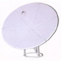 위성안테나(240cm) - 6조각으로 구성  안테나 지름이 240CM입니다