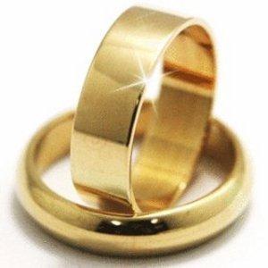 당일발송 18K gold 정품 평반지/엥게지 단체반지 싱글링 커플링 입학 졸업 인기선물1위 크리스마스