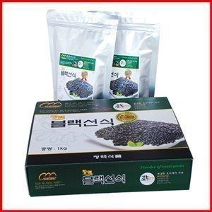 블랙선식프리미엄/검은쌀/검정콩/검정깨/블랙푸드