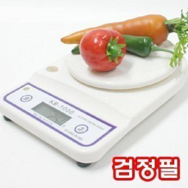 전자전자저울/국가검정필/디지털 제과 다이어트