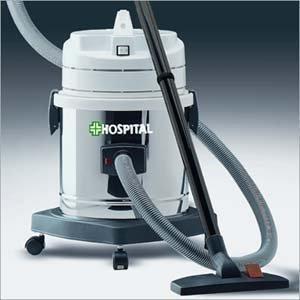 Hospital 크린룸 청소기/황사 및 미세먼지용Hepa청소기/헤파필터등 4중필터 시스템/이탈리아직수입