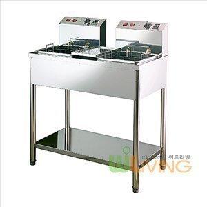 전기튀김기MR-904호 /대형튀김기/업소용튀김기