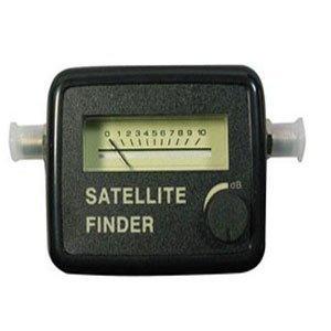 간편형소형 위성 계측기  외부전원없이 수신기 전원으로 사용가능 SF-95  저가 위성계측기