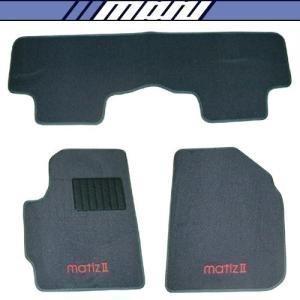 마루모터/GM대우/마티즈2 플로어매트 일반형