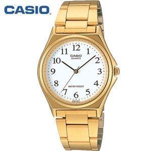 타임앤터치 CASIO 카시오 정품 아날로그 패션/손목시계/골드메탈 MTP-1130N-7BL