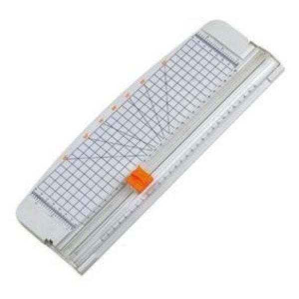 Paper Cutter 909-4 [트리머] A4 1회 10매 재단 + 사은품: 미니 코너 커터기 [오피스큐브]