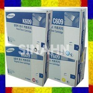 [삼성정품토너] CLT-K609+C609+M609+Y609 묶음상품 770NDK/770NK