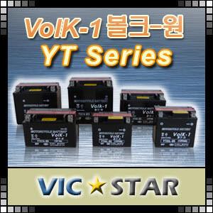 YTX10-BS 12V9Ah 오토바이밧데리VC VS 데이스타배터리